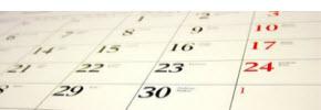 Kalendar događanja
